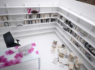 Stanza studio in casa ufficio in casa for Stanza in ufficio