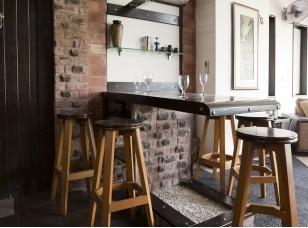 Angolo bar per appartamento