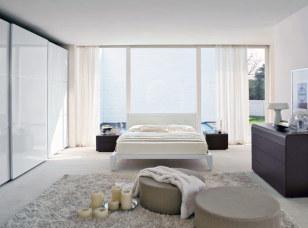 Camera moderna camere matrimoniali moderne for Arredamento camera matrimoniale moderna