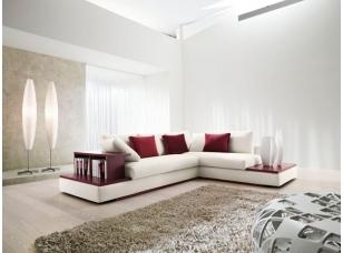 Divano moderno per un soggiorno funzionale