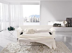 Arredo piccoli appartamenti arredamento total white arredi for Arredamento total white