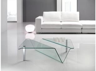 Tavolini Da Salotto In Vetro Design.Arredissima Tavolino In Vetro Di Design